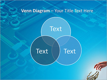 Human Vs Robot PowerPoint Template - Slide 13