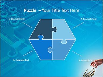 Human Vs Robot PowerPoint Template - Slide 20