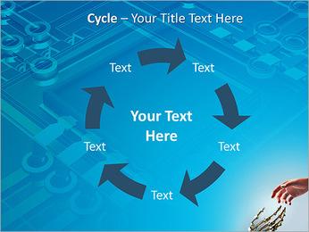 Human Vs Robot PowerPoint Template - Slide 42