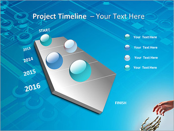 Human Vs Robot PowerPoint Template - Slide 6