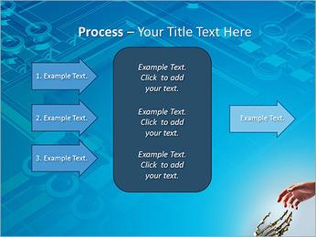 Human Vs Robot PowerPoint Template - Slide 65