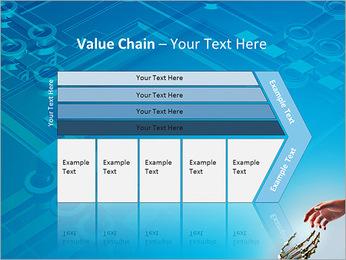Human Vs Robot PowerPoint Template - Slide 7