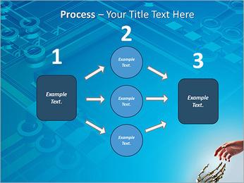 Human Vs Robot PowerPoint Template - Slide 72