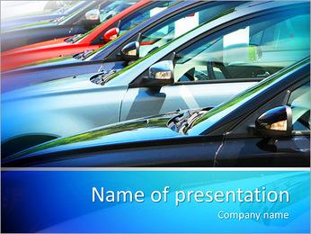 Parking Modèles des présentations  PowerPoint