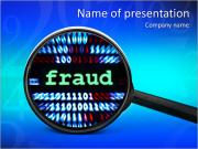 Fraud PowerPoint Templates