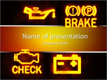 Vérifiez conduite d'eau Modèles des présentations  PowerPoint