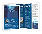 Swimmer Brochure Templates