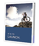 Mountain Bicycle Presentation Folder