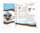 Ill Dog Brochure Templates