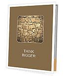 Stone Wall Presentation Folder