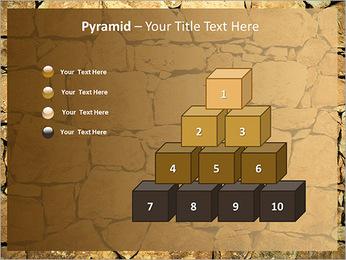 Mur en pierre Modèles des présentations  PowerPoint - Diapositives 11