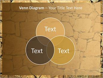 Mur en pierre Modèles des présentations  PowerPoint - Diapositives 13
