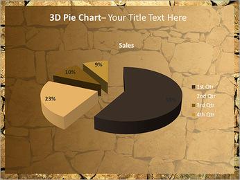 Mur en pierre Modèles des présentations  PowerPoint - Diapositives 15