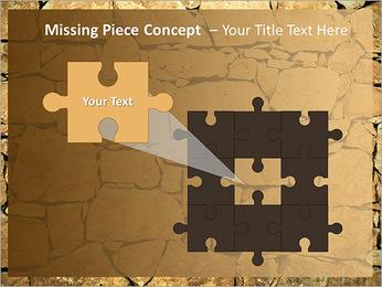 Mur en pierre Modèles des présentations  PowerPoint - Diapositives 25