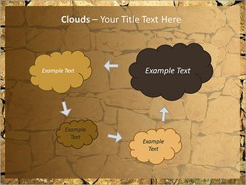 Mur en pierre Modèles des présentations  PowerPoint - Diapositives 52