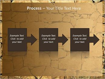 Mur en pierre Modèles des présentations  PowerPoint - Diapositives 68
