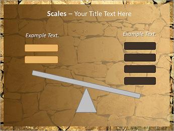 Mur en pierre Modèles des présentations  PowerPoint - Diapositives 69