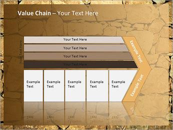 Mur en pierre Modèles des présentations  PowerPoint - Diapositives 7