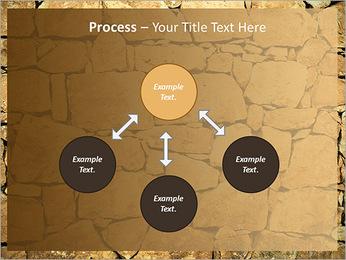 Mur en pierre Modèles des présentations  PowerPoint - Diapositives 71