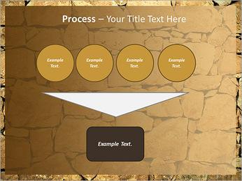 Mur en pierre Modèles des présentations  PowerPoint - Diapositives 73