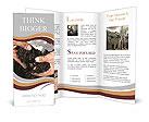 Funeral Ritual Brochure Templates