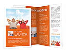 Dream About Baby Brochure Templates