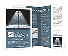 Dark Room Brochure Templates