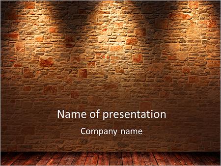 Stone Fence Modèles des présentations  PowerPoint