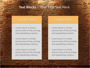 Stone Fence Modèles des présentations  PowerPoint - Diapositives 37