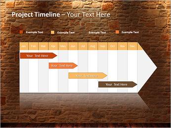 Stone Fence Modèles des présentations  PowerPoint - Diapositives 5