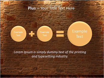Stone Fence Modèles des présentations  PowerPoint - Diapositives 55