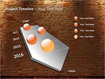 Stone Fence Modèles des présentations  PowerPoint - Diapositives 6