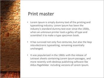 Stone Fence Modèles des présentations  PowerPoint - Diapositives 76