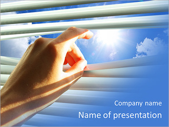 Sunny Day PowerPoint Template