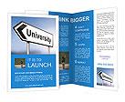 University Study Brochure Templates