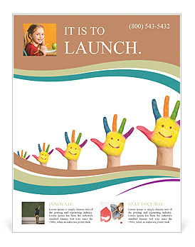 Smiling palms flyer template design id 0000007385 smiletemplates smiling palms flyer template saigontimesfo
