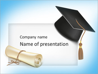 Happy Graduation PowerPoint Template