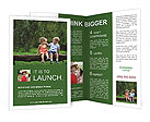 Kids Outdoors Brochure Templates