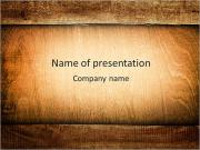 Wooden Timber PowerPoint Templates