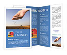 Wheat Field Brochure Templates