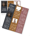 Angry Dog Newsletter Template