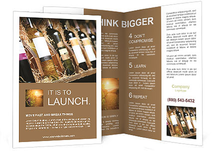 Wine brochure template selol ink wine brochure template maxwellsz
