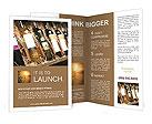Wine Shop Brochure Templates