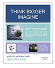 Football Goals Poster Template