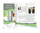 Open Window Brochure Templates