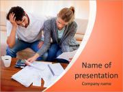 Family Budget PowerPoint Templates