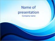 Lignes élégantes Modèles des présentations  PowerPoint