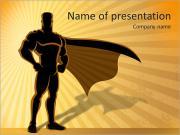 Bohater Szablony prezentacji PowerPoint