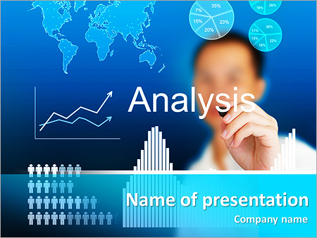 Economic Analysis Powerpoint Template Backgrounds Google Slides
