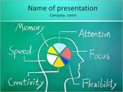 Brain Chart PowerPoint Templates
